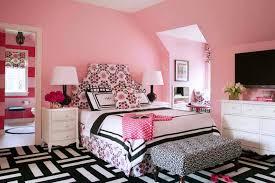 pink bedroom home design gallery