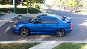 How rare are the Subaru WRX Premium (2004) models? : subaru