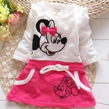 <b>2018 new fashion</b> girls' dress suit for baby's 100% pure cotton ...
