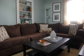 Of Living Rooms With Brown Furniture Great Ideas For Adding Color To Blue Sofa Ideas U Nizwa