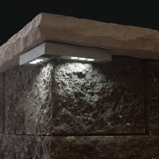 Corner Lighting Kerr Lighting Led Lights For Steps Wall And Caps Sek Surebond