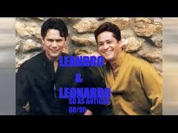 Leandro & leonardo foi uma dupla brasileira de música sertaneja formada pelos irmãos luís josé costa e emival eterno costa, respectivamente.nascidos na cidade de goianápolis, em goiás, formaram a dupla em 1984, que se estendeu até 23 de junho de 1998, quando um câncer raro e arrasador tirou a vida de leandro, e leonardo partiu para carreira solo. 18 25 Mb Leandro E Leonardo 4x4 4 Sucessos Pra Matar Saudade Rebobinando Saudade C Download Lagu Mp3 Gratis Mp3 Dragon