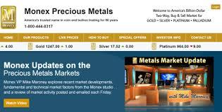Monex Silver Price Chart Monex Review Get The Inside Scoop For This Bullion Dealer