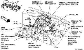 1994 cadillac eldorado engine diagram 1994 wiring diagrams