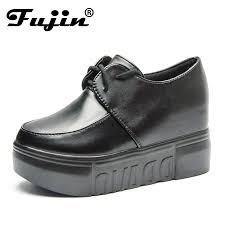 <b>Fujin Brand 2019</b> Female Platform Shoes Woman Lace up Casual ...