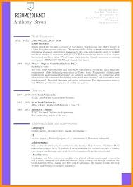 Common Letters Best Resume Formats That Grab Attention Best Resume