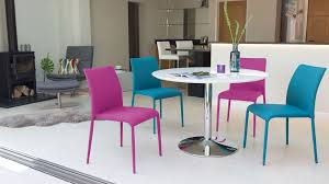 multi coloured dining chairs uk chair design ideas