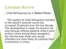 research paper juvenile delinquency professional report juvenile delinquency essays and
