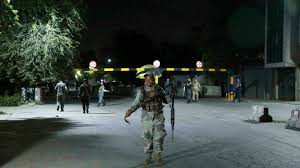 The capital of the province is kabul city, which is also afghanistan 's capital and largest city. Powerful Explosion Gunfire Hit Kabul Killing Four And Injuring 20