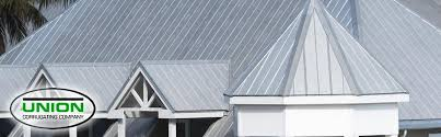 union corrugating company is an industry leader in metal roofing materials and supplies