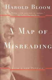 a map of misreading by harold bloom