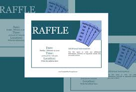 Raffle Drawing Flyer Template Raffle Flyer Template 24 Free Psd Eps