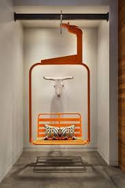 ski lift chair hunter company interior design