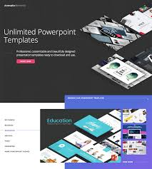 College Ppt Templates Education Powerpoint Templates On Envato Elements With