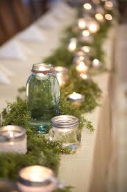 Ideas For Decorating Mason Jars For Christmas DIY Christmas Table Centerpieces Ideas My Easy RecipesMy Easy 97