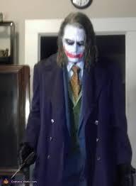 hahahahaha heath ledger joker costume