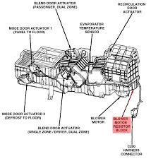 dodge ram 1500 questions blower motor wiring diagram 09 ram 2011 dodge nitro radio wiring diagram at 2010 Dodge Ram Radio Wiring Diagram