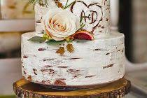Beautiful Small Wedding Cakes Intended Best 25 Rustic Ideas On
