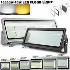 <b>LED Floodlight</b> Outside Light 10W-1000W Security <b>Flood Lights</b> ...