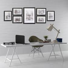 black picture frames wall. Contemporary Black Giftgarden Nordic Photo Frames Black Wall Poster Picture Mount  Home Office Decoration Accessories Set With T