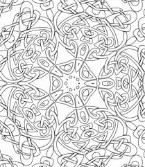 Free Printable Coloring Sheets For Adults Mandala Color Pages The
