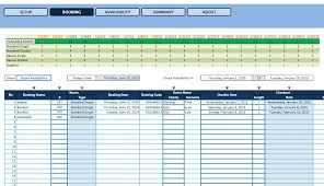 Excel Sheets Templates Hotel Reservation Template Excel Templates Excel Spreadsheets