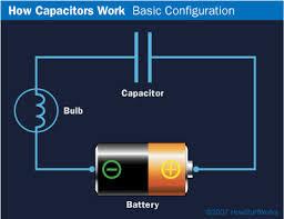 capacitor circuit howstuffworks
