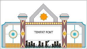 Download Gambar Dekorasi Panggung Background