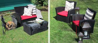 some great ideas include a black or white patio set hammocks gravity chairs and lounge chairs black and white patio furniture