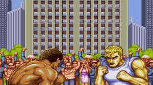 those guys in the intro to street fighter ii finally have names