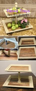 11 diy kitchen trays