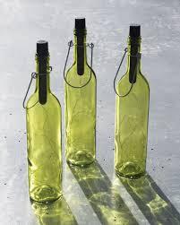 wine bottle lighting. LED Colored Wine Bottle Lights, Set Of 3 Green Lighting N