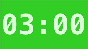 1 Minute Countdown 30 Minute Timer With Music