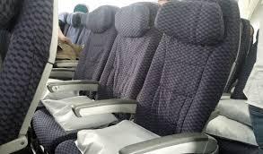united economy class seat