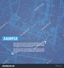 architectural design blueprint. Architecture Design Blueprint Background Building Construction Engineer Illustration Vector Under Architectural