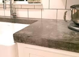 countertops outstanding z form concrete countertops z counterform