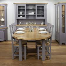 charltons bretagne furniture modern natural monocoat oil satin lacquered oak and painted oak dining room furniture