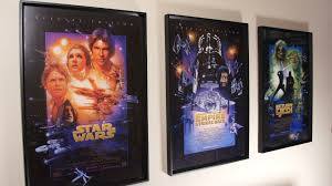 star wars framed posters irosh info