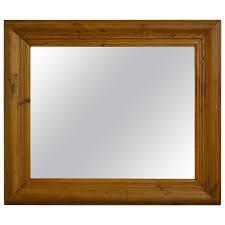 mirror frame. Delighful Mirror Antique Pine Mirror Frame For Sale Inside