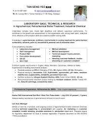 Jobstreet Resume Examples Resume Format Free Resume Examples