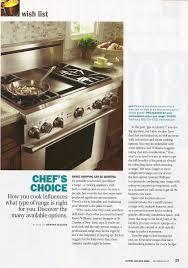 Kitchen And Bath Magazine Kitchen Bath Ideas Magazine Talks To Karen Williams About Ranges