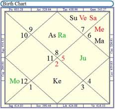 Bill Gates Birth Chart Raj Yogas