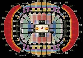 Miami Heat Interactive Seating Chart American Airlines Arena Online Charts Collection