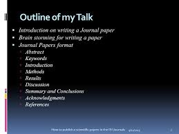 Guidelines for Scientific Writing by American College of Healthcare  Sciences   issuu
