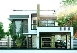 4 Bedroom 2 Story House Plans Modern 4 Bedroom House Designs Modern House  Designs Series Features