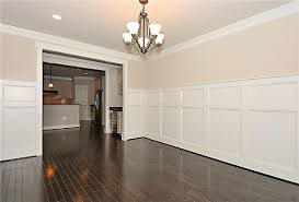 Tall Wainscoting choosing the right trim package for your new home ndi 8525 by xevi.us