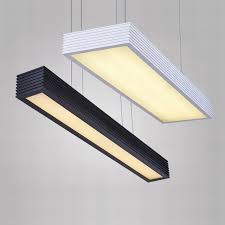 office hanging lights. Led Pendant Lights Office Light Lamp Dining Room Hanging Lighting Home Industry Ceiling Lamps E