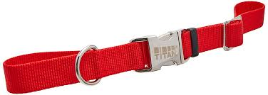 Red Blinking Light On Invisible Fence Collar Coastal Pet Products Dcp61901red Nylon Spectra Dog Collar 1