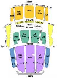 Queen Elizabeth Theater Seating Chart Vancouver Best