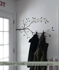 Wall Mounted Tree Coat Rack Simple Diy Coat Hooks Wall Mounted Wall Coat Hanger Wall Coat Hooks